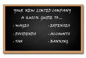 hrbs quick guide to limited company A quick guide for your new limited company